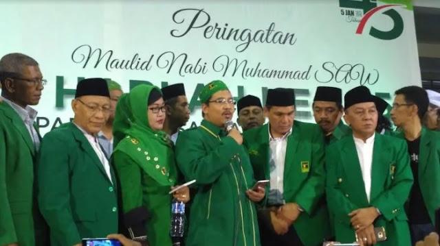 Mbah Moen Dukung Jokowi Atau Prabowo? Ini Jawaban Putranya