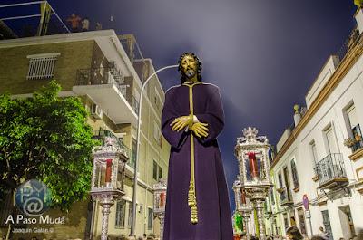 Resultado de imagen de via crucis Señor Cautivo de Santa Genoveva