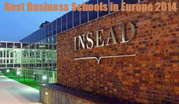Best Business Schools in Europe 2014 image pcture
