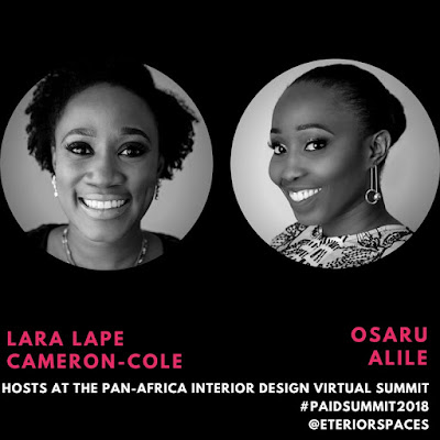 First time ever! African Interior Designers to have online summit