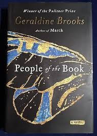 How does art serve as a main function is people of the book by geraldine brooks?