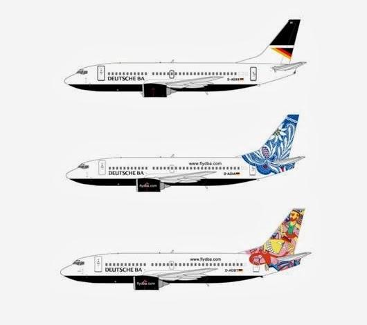 MAC Maquetas de Aviones Comerciales: enero 2014