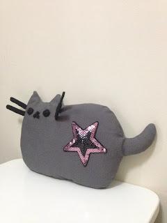 Pusheen kedi Facebook emoji oyuncak satın al