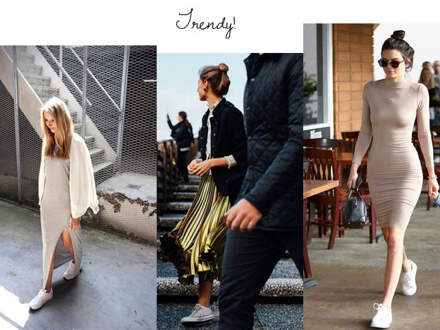 Espero que este post os llene de ideas para vuestros outfits con zapatillas  blancas, yo ya tengo algunos fichados! Un beso!