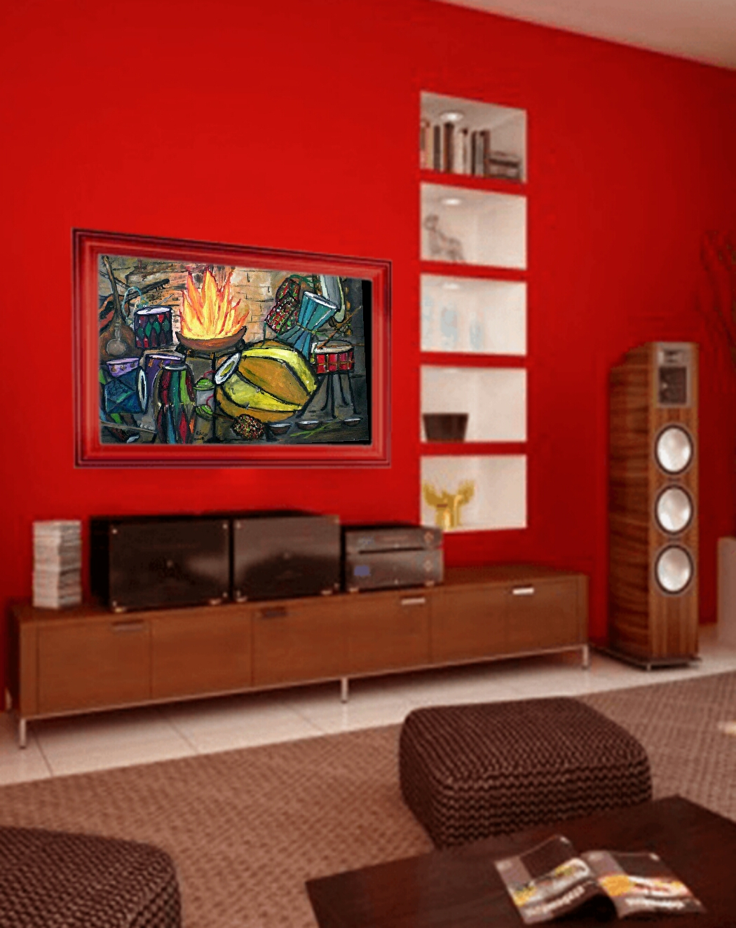 Feng shui simple cures music room feng shui how to feng for Decoration feng shui appartement