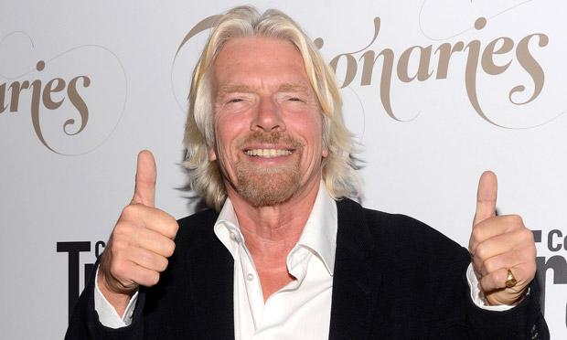 Richard Branson Net worth $ 5.1 billion