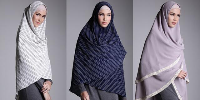 jilbab khimar