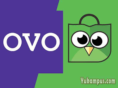 cara isi saldo to up ovo tokopedia