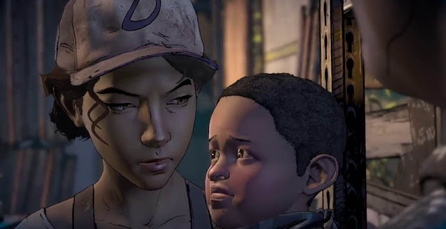Teenage Clementine and Aj