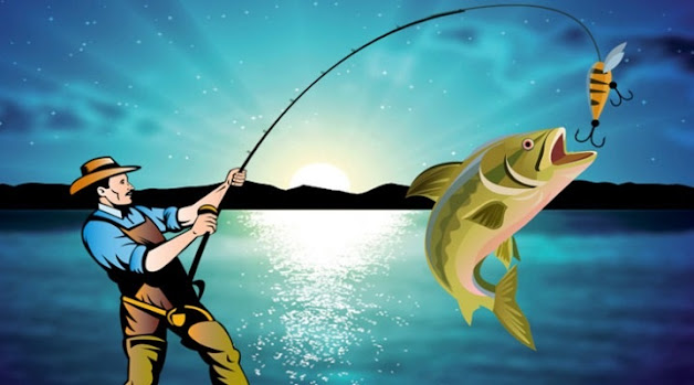 mimpi memancing ikan