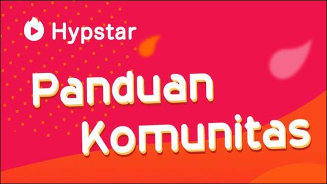 Aturan Baru Dalam Panduan Komunitas Hypstar