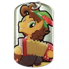 My Little Pony Cheese Sandwich Dog Tags