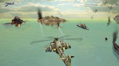 Gunship Strike 3D mod apk 1.0.7