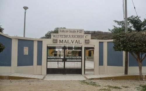 Colegio 021 WILFREDO A. RICARDI CARRASCO - Malval
