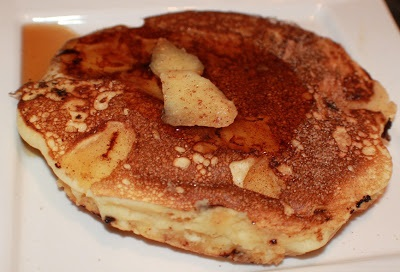 this is a guest post for Apple Pancakes