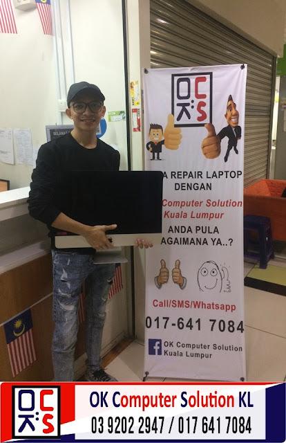 LOKASI OK COMPUTER SOLUTION KUALA LUMPUR | KEDAI REPAIR LAPTOP CHERAS 16