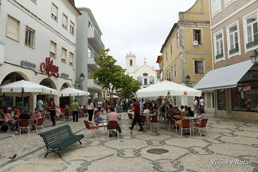 Plaza del 4 de Julio, Aveiro