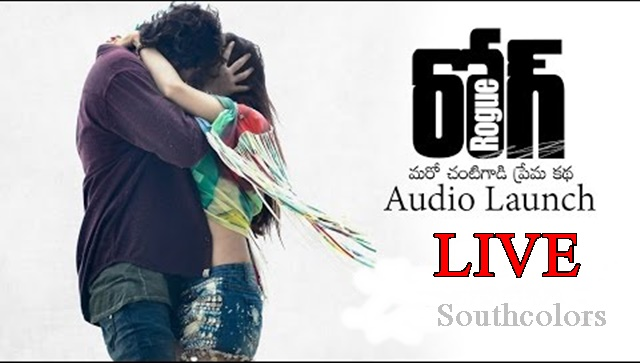 Rogue Audio Launch LIVE Streaming