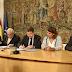 El presidente Emiliano García-Page firma el pacto institucional y social para la recuperación de Talavera de la Reina y su comarca