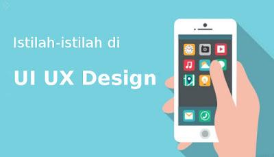 Istilah-istilah yang Harus Dipahami dalam UI / UX Design