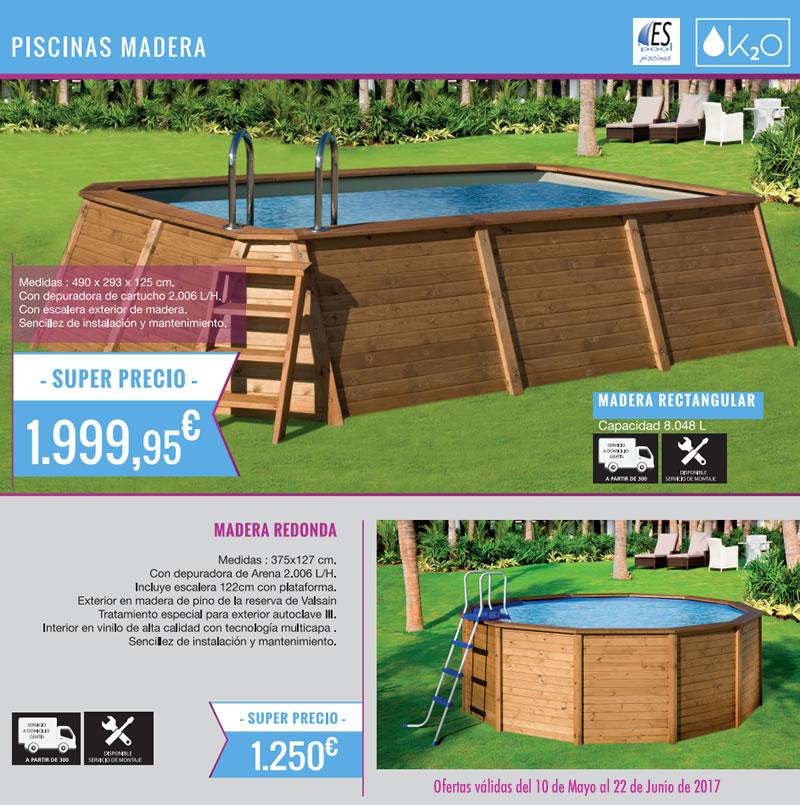 Comprar piscinas desmontables e hinchables Bestway Kokido Guadalajara - Espool Piscinas - info@espoolpiscinas.es