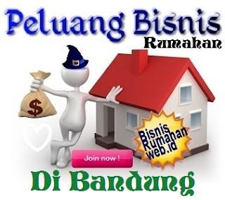 Peluang Bisnis Rumahan di Bandung