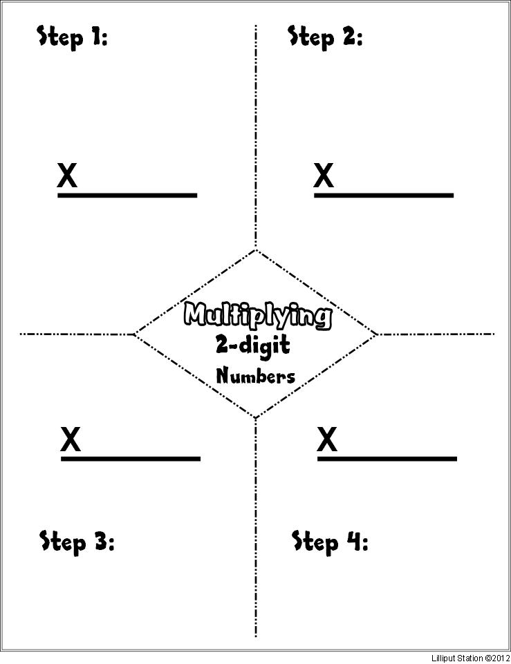 Lilliput Station: Traditional Textbook or Math Notebooking