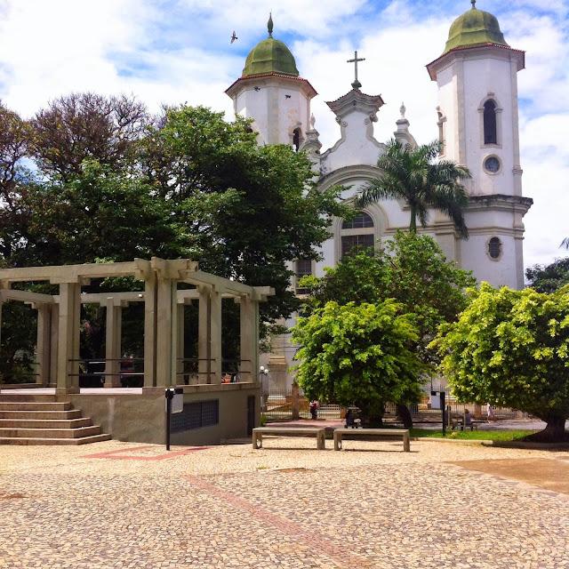 Dica de passeio clássico em BH: Praça Duque de Caxias