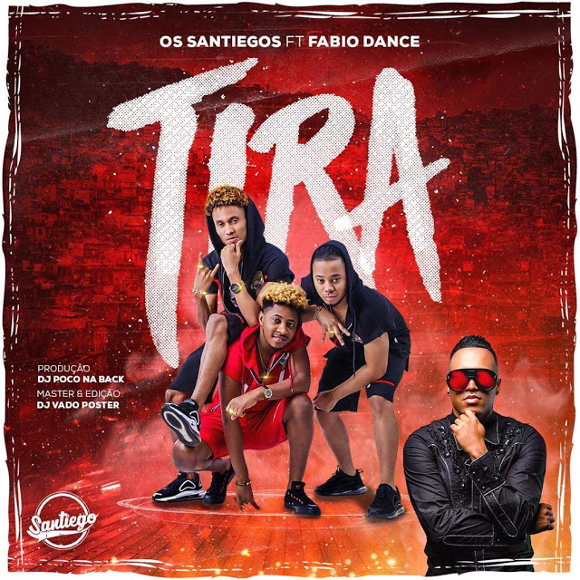 Os Santiegos Feat. Fabio Dance - Tira (Afro House)