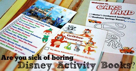 Disney activities