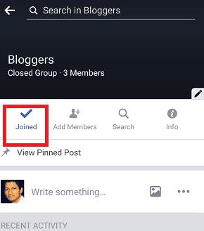 Beginilah Cara Menghentkani Notifikasi dari Grup Facebook Khusus 4