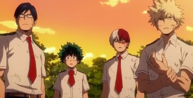 Boku No Hero Academia 3 – Episódio 02