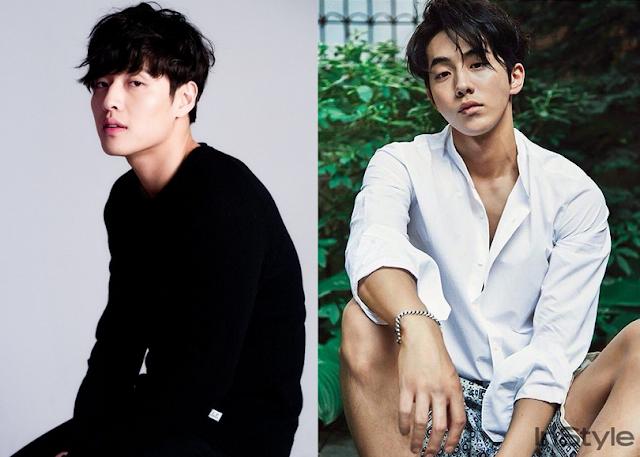 姜河那將特別演出tvN新劇《河伯的新娘》