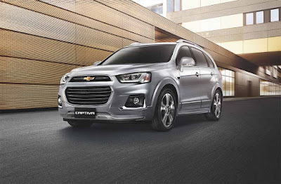 2018 Chevy Captiva Release date, Specs, Redesign, Price, Powertrain