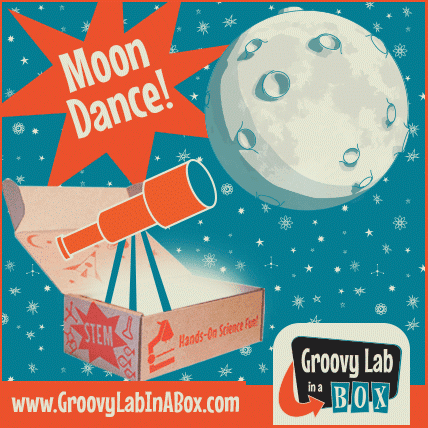 Moon Dance STEM learning box