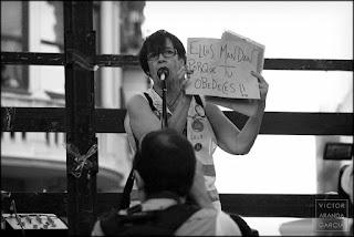 15M, Valencia, fotografía, manifestación, aniversario