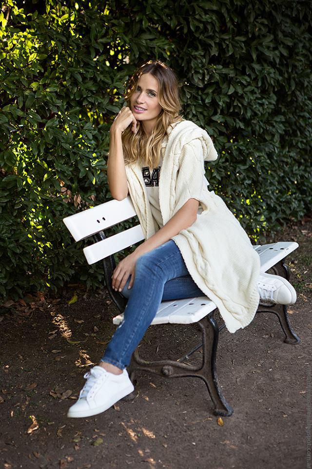 Chalecos invierno 2016 ropa de moda. Moda invierno 2016 Milana Sweaters.