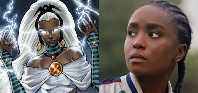 Atriz de 'The Old Guard', Kiki Layne gostaria de interpretar a Tempestade no MCU