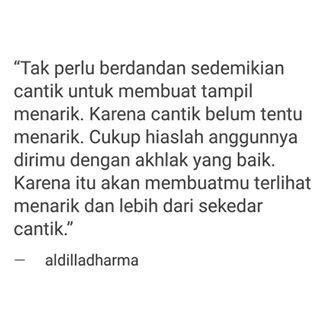 Quote Aldila Dharma Wijaya