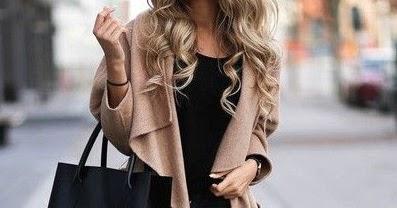 208305bf Fashion Loose Long Sleeve Cardigan Jacket - WFBM
