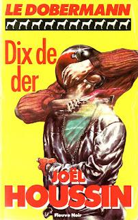 Le Dobermann n°2, couv de Liberatore