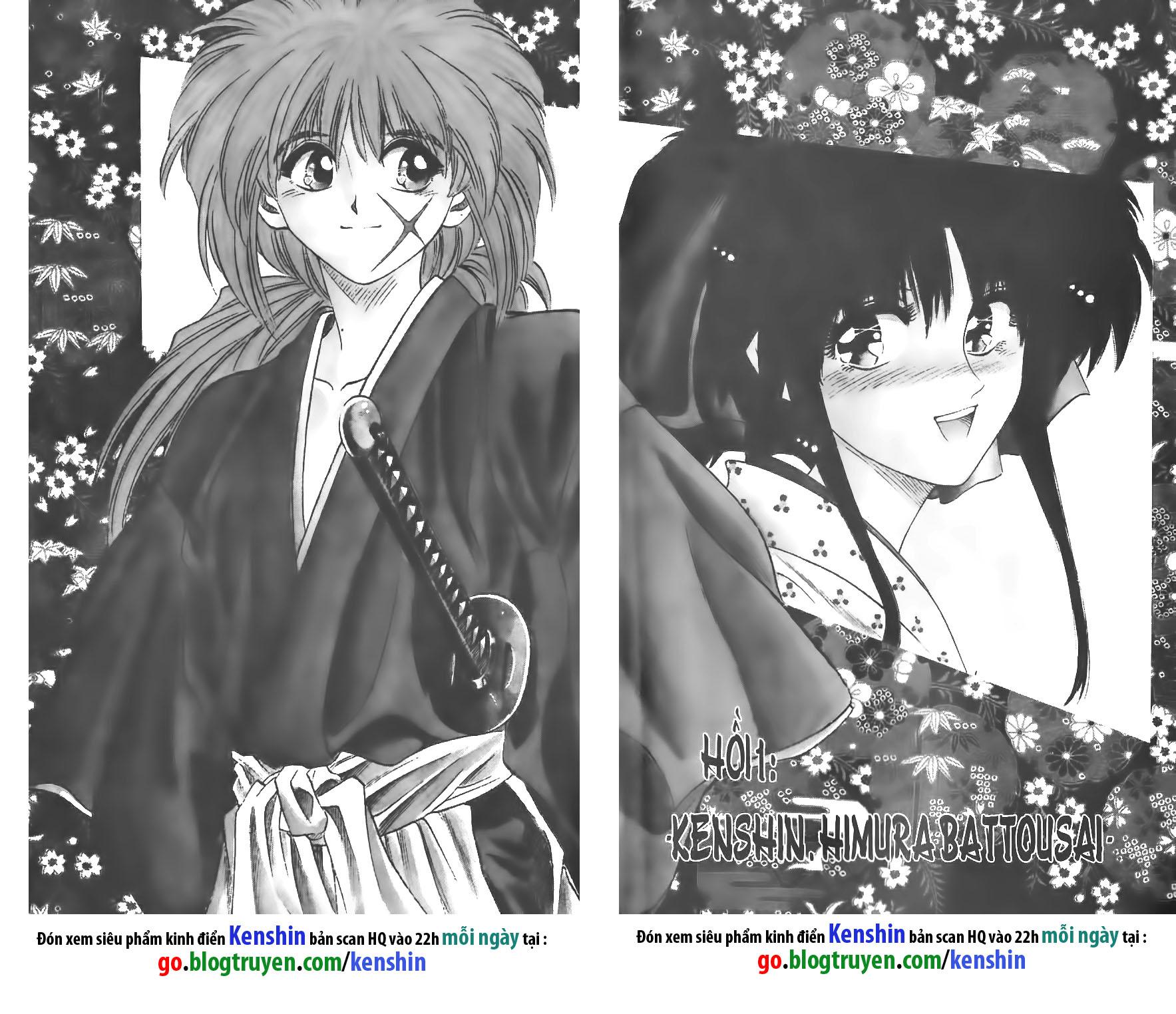 Rurouni Kenshin chap 1 trang 3