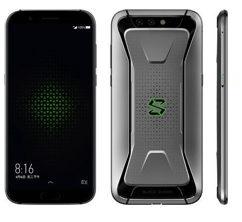 The Xiaomi Black Shark Gaming Smartphone is Here