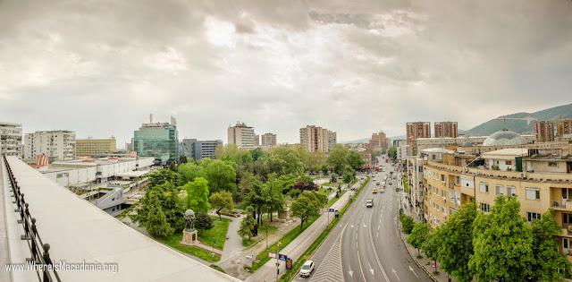 Skopje - Macedonia - Panorama