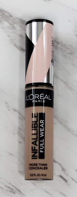 Review: L'Oreal Infallible Fresh Wear 24 Hour Foundation & Full Wear Waterproof Concealer