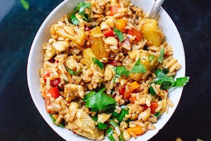 Thai Pineapple Fried Rice