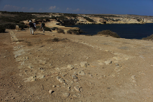 2016 excavations of Roman/Early Byzantine structures at Akrotiri-Dreamers Bay
