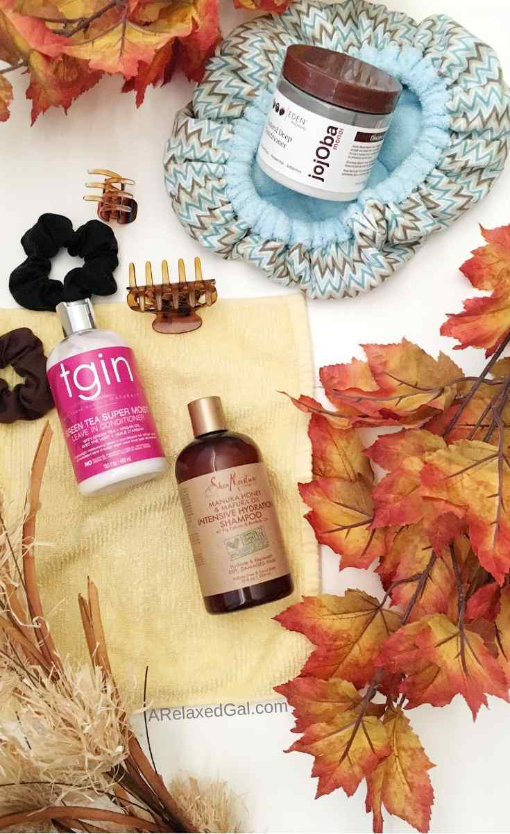 Creating A Hair Care Regimen For The Fall Season   A Relaxed Gal