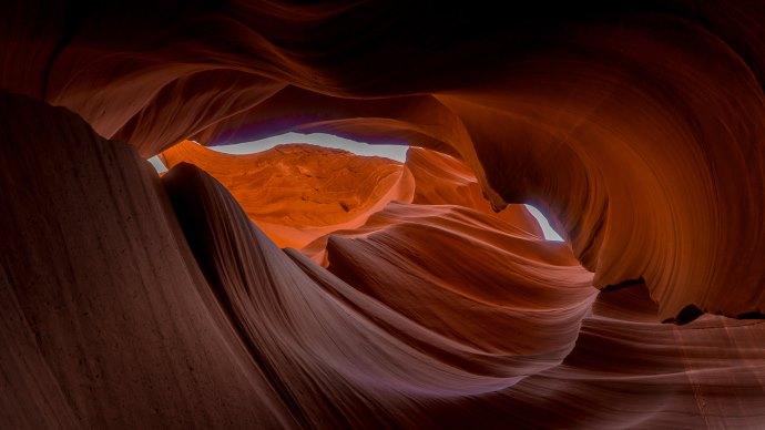 Wallpaper: Lower Antelope Canyon