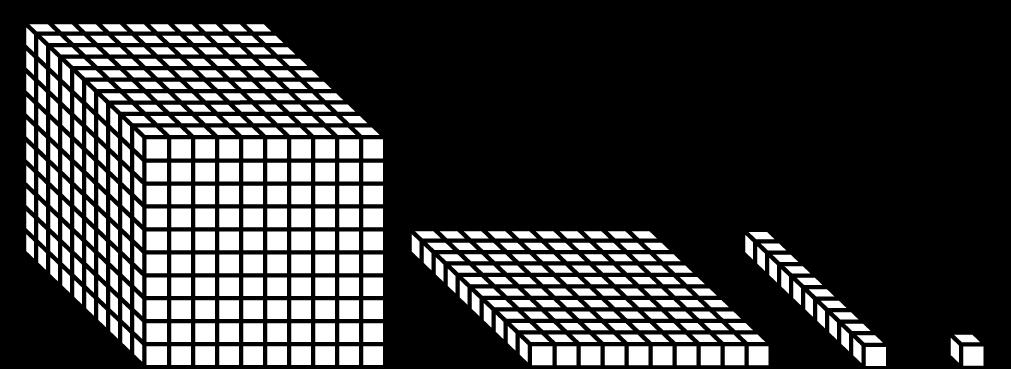 Blargh!: Base-10 Blocks to a Billion!